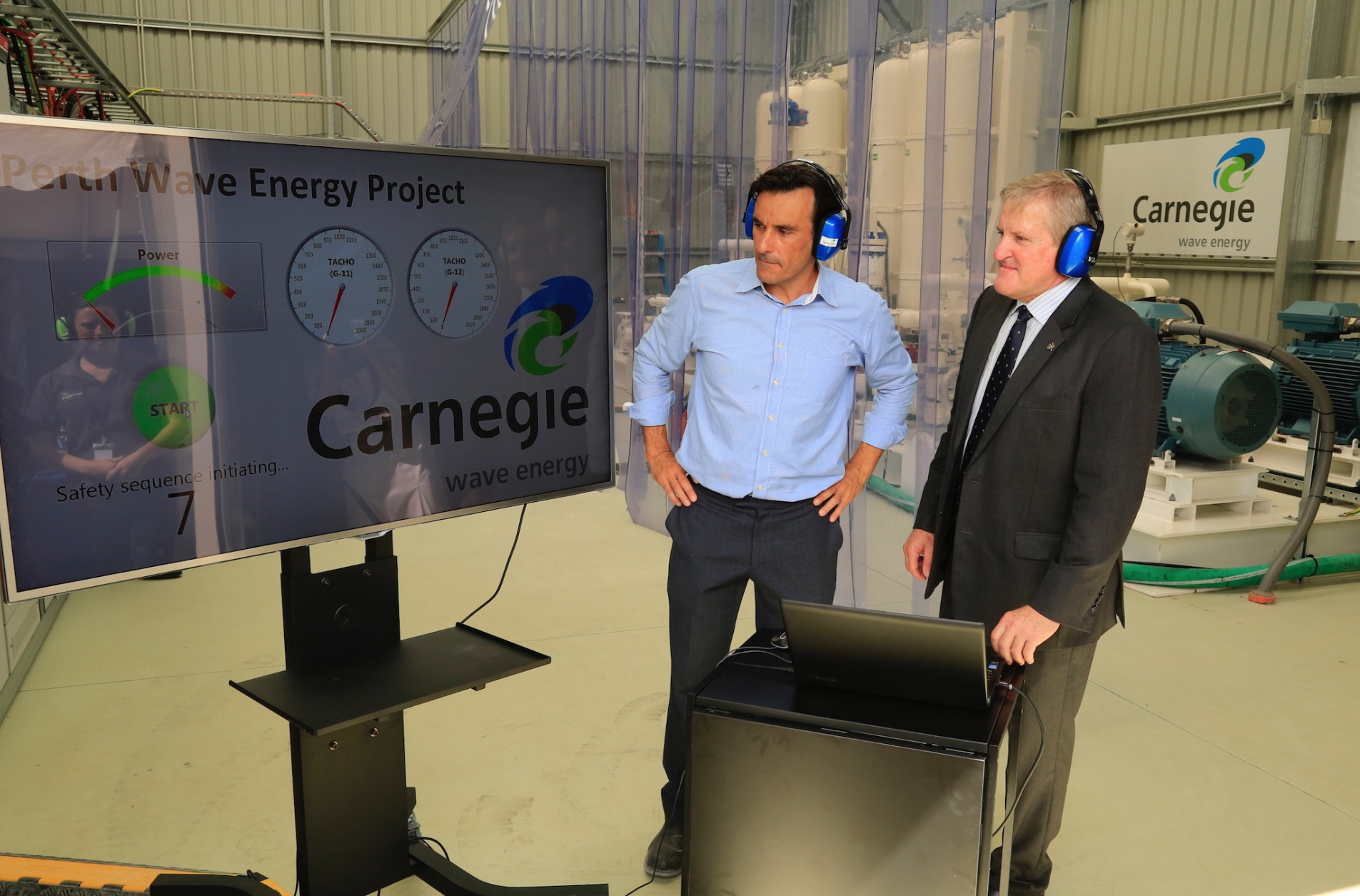 Carnegie Wave Energy Updates