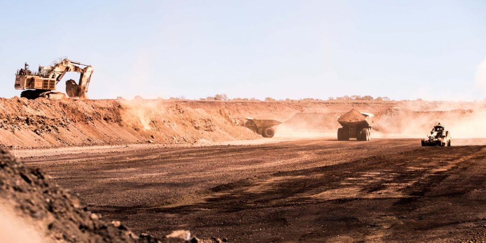 mining corporate production