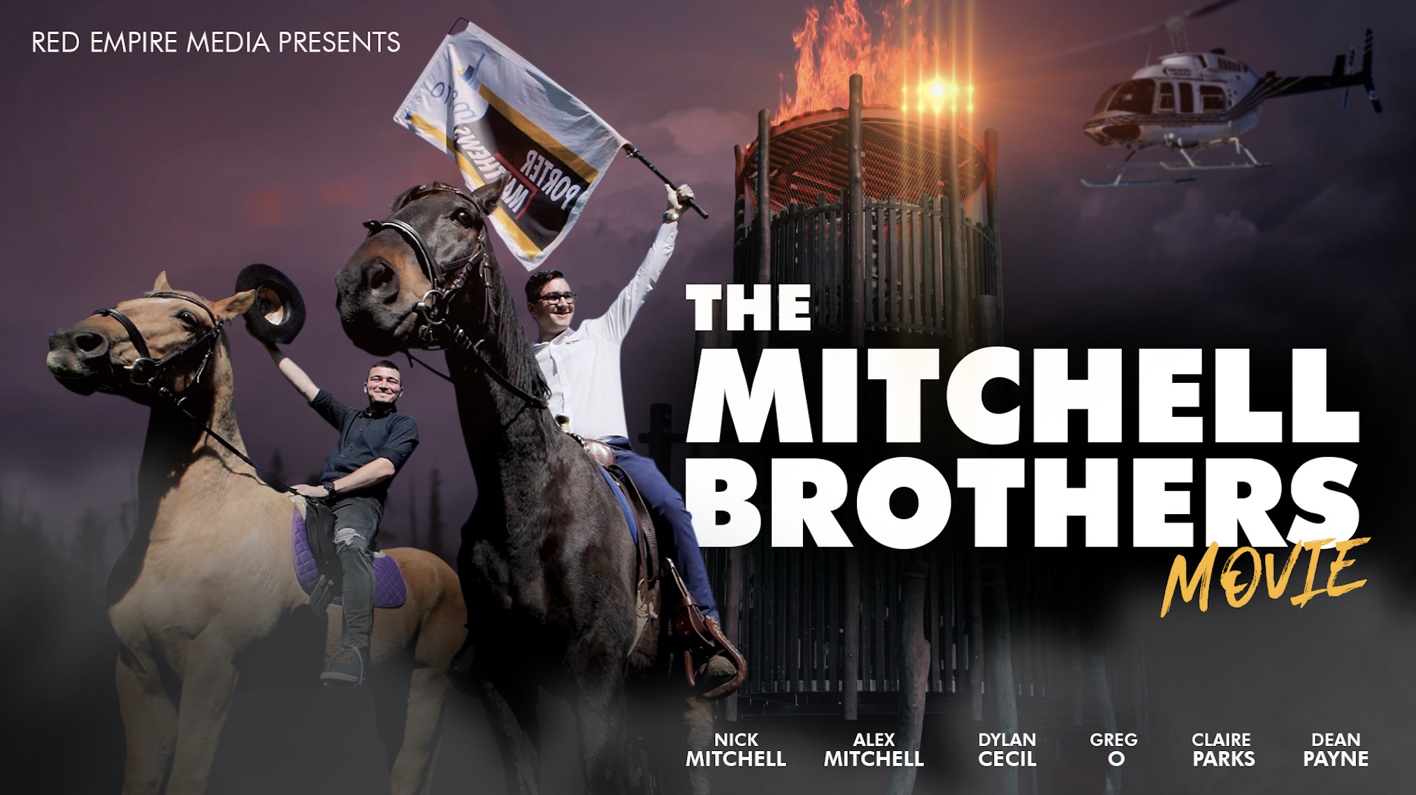 Mitchell Brothers: The Movie