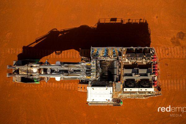 Mining - Liebherr Machine (watermark)